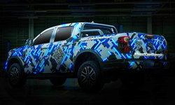 All-new Ford Ranger 2022 ใหม่ เผยทีเซอร์ล่าสุดก่อนเปิดตัวจริงปลายปีนี้