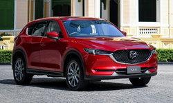Mazda CX-5 2022 ใหม่ ปรับลดเหลือ 4 รุ่นย่อย เคาะราคา 1,320,000 - 1,830,000 บาท