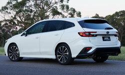 Subaru WRX Sportwagon 2022 ใหม่ แวกอนตัวแรงเผยโฉมแล้วที่ออสเตรเลีย