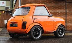 Morris Mini 1000 Shorty มินิตัวจิ๋วราวกับรถการ์ตูนเตรียมออกประมูลในอังกฤษ