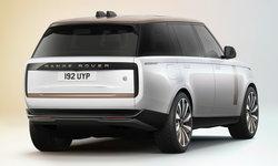 All-new Range Rover 2022 ใหม่ เปิดตัวอย่างเป็นทางการแล้ว เพิ่มรุ่น 7 ที่นั่งเป็นครั้งแรก