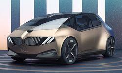 BMW i Vision Circular ใหม่ ต้นแบบรถยนต์ไฟฟ้าทำจากวัสดุรีไซเคิล 100%