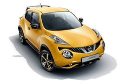 Nissan Juke 2015 ไมเนอร์เชนจ์ใหม่ มาแน่ 24 ก.พ.นี้