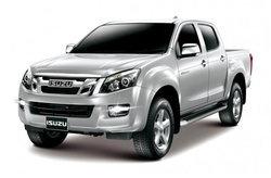ราคารถใหม่ Isuzu ในตลาดรถประจำเดือนเมษายน 2558