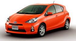 โตโยต้า Aqua ขึ้นแท่นรถยนต์ขายดีที่สุดในญี่ปุ่น