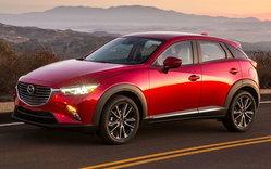 Mazda CX-3 เวอร์ชั่นสหรัฐฯเผยอัตราสิ้นเปลืองดีที่สุด 14.9 กม./ลิตร
