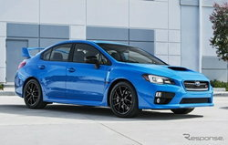 'Subaru' ปล่อย 'WRX Hyper Blue' รุ่นพิเศษจำกัดเพียง 700 คัน