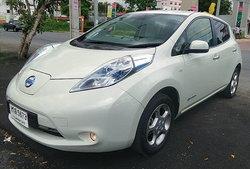 ′นิสสัน ลีฟ′ รถไฟฟ้าไร้มลพิษ 100% ′โอกาส-ตัวเลือก′ที่คนไทยจะได้ใช้รถรักษ์สวล.