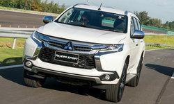รีวิว First Impression: Mitsubishi Pajero Sport 2015 ใหม่