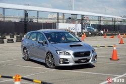 First Impression: ทดสอบ 'Subaru Levorg' ใหม่ แค่สั้นๆ ก็สัมผัสได้ถึงความมันส์!