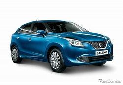 Suzuki Baleno 2016 ใหม่ ถูกเปิดตัวอย่างเป็นทางการแล้วในอินเดีย