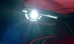 ทีเซอร์ Mazda CX-3 ใหม่ พร้อมไฟหน้าแบบ LED เตรียมเปิดตัว 10 พ.ย.นี้