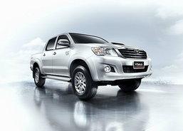 ปรับเล็ก  Toyota Vigo เพิ่มทางเลือกเกียร์ออโต้ 5 สปีด อัพพลังเครื่องยนต์