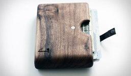 SLIM TIMBER WOOD WALLETS - กระเป๋าสตางค์ไม้