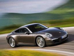 2013 All-Wheel Drive  Porsche 911 Carrera 4  และ 4S  เปิดภาพทางการก่อนเผยตัวจริงที่ปารีส