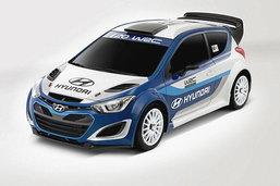 Hyundai  จัดหนัก พร้อมส่ง i20ลุย แรลลี่โลก