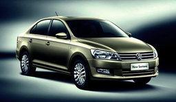 Volkswagen Santana  โฉม 2 พร้อมขายเตรียมประเดิมที่จีน