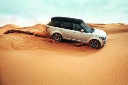 All New Range Rover พร้อมลุยเตรียมโชว์โฉมใน  Motor Expo 2012