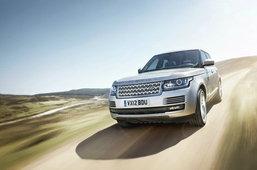 All New! Range Rover  อเนกประสงค์หรูขาลุย