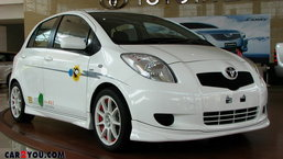 TOYOTA YARIS 1.5 G Limited AT