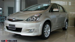 TOYOTA WISH 2.0 Q AT