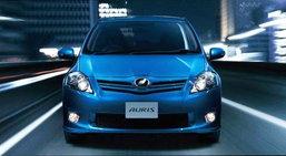 Toyota Auris ปี 2010 พร้อมเครื่องยนต์ทางเลือก 1.5 และ 1.8 ลิตร