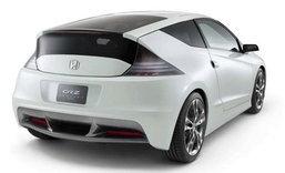 เฉียว เปรี้ยว Honda CR-Z