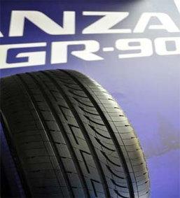 Bridgestone แนะนำ Turanza GR90
