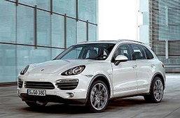 Porsche เปิดตัว Cayenne S Hybrid