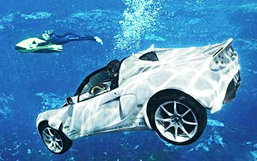 sQuba รถขับใต้น้ำได้ เค้าล้ำจริงๆ