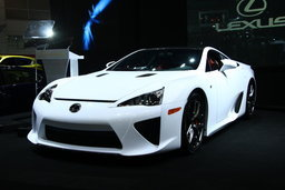 รถยนต์ Motor show 2010 -LEXUS
