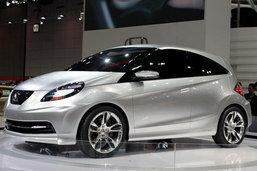 รถยนต์ Motor show 2010 -Honda
