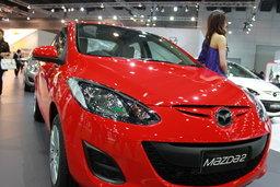 รถยนต์ Motor show 2010 -MAZDA