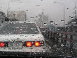 เทคนิคขับรถหน้าฝนให้ปลอดภัย
