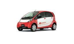 มิตซูบิชิเปิดตัวรถยนต์พลังงานไฟฟ้าไอมีฟ