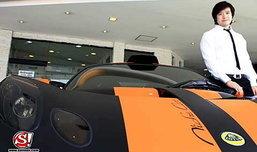 กระทิงดุ Lamborghini Gallardo LP560-4 Spider ของแชมป์ วิทวัส ชินบารมี