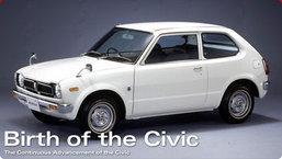ตำนาน honda civic