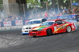 ความสำเร็จระดับโลก!อีกก้าวของนักแข่งไทย กับ PTT Performa Drift Team