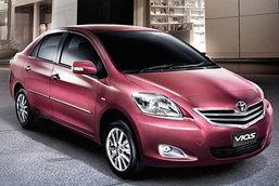 Toyota New Vios ดีไซน์ใหม่ สไตล์สปอร์ตหรู