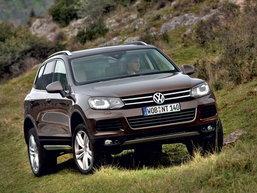 Volkswagen Touareg  สวยถูกใจ ใช่เลย