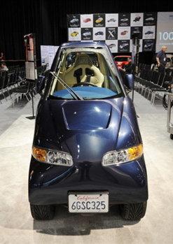 รถยนต์ไฟฟ้า Tango