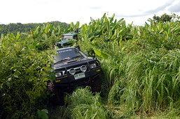 เตรียมรถ เที่ยวป่าไปกับรถ OFFROAD