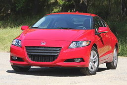 Honda CR-Z Gallery
