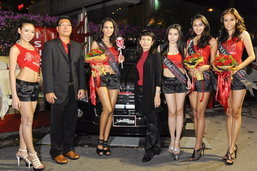 "ISUZU ""MISS MAXIM THE SUPER MODEL 2010"