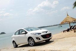 Test Drive Mazda2 Sedan กับเส้นทางภูเก็ต-กระบี่