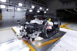 BMW LifeDrive เทคโนโลยีจากอนาคตสำหรับ Megacity Vehicle