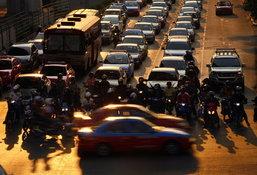 อนิจจังป้ายแดงเกลื่อน..เตรียมตัวรถติดเพิ่ม..ทางออกอยู่ตรงไหน?