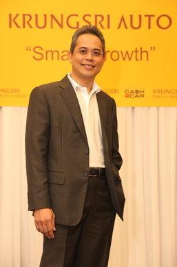 กรุงศรีออโต้ ปักธงผู้นำตลาด เพิ่มยอดสินเชื่อใหม่โต 52%