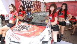 BIG COLA สนับสนุน กีฬามอเตอร์สปอร์ต ตั้งทีมBIG COLA SUPER CLUB TEAM SPIRIT