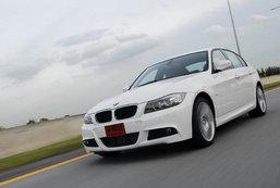 BMW 320d SPORT อัพเกรดไลน์ดีเซลให้สปอร์ต